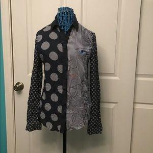 Desigual Pattern Shirt